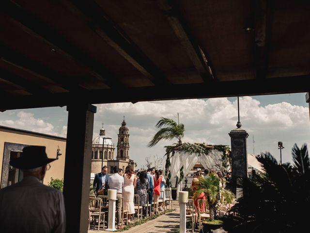 La boda de Pablo y Estefanía en Jocotepec, Jalisco 93