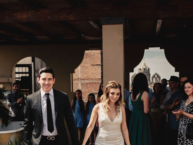 La boda de Pablo y Estefanía en Jocotepec, Jalisco 95