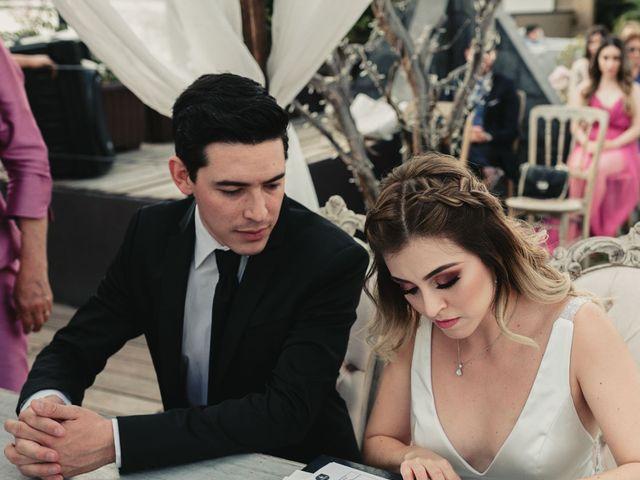 La boda de Pablo y Estefanía en Jocotepec, Jalisco 128