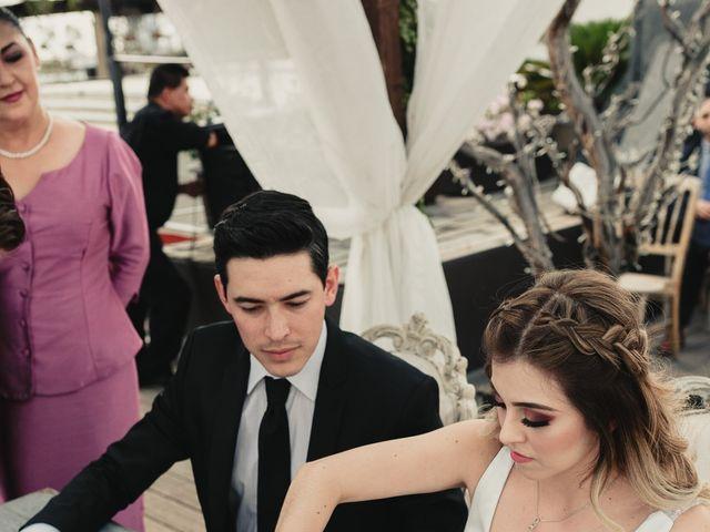 La boda de Pablo y Estefanía en Jocotepec, Jalisco 131