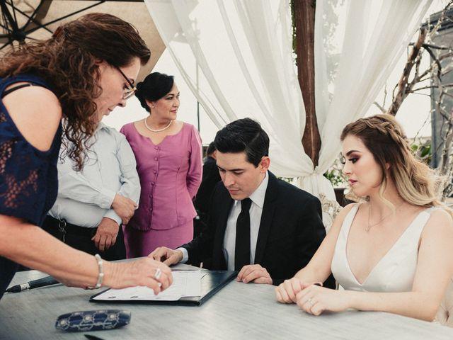 La boda de Pablo y Estefanía en Jocotepec, Jalisco 132