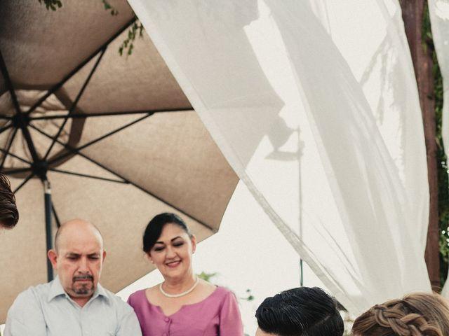 La boda de Pablo y Estefanía en Jocotepec, Jalisco 136