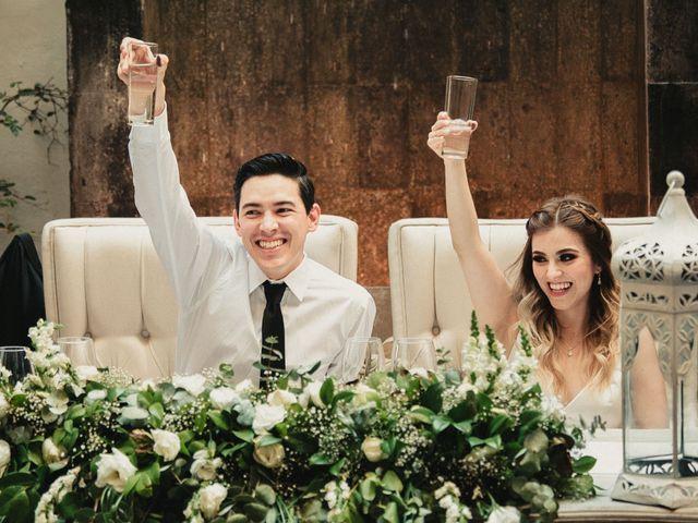 La boda de Pablo y Estefanía en Jocotepec, Jalisco 220