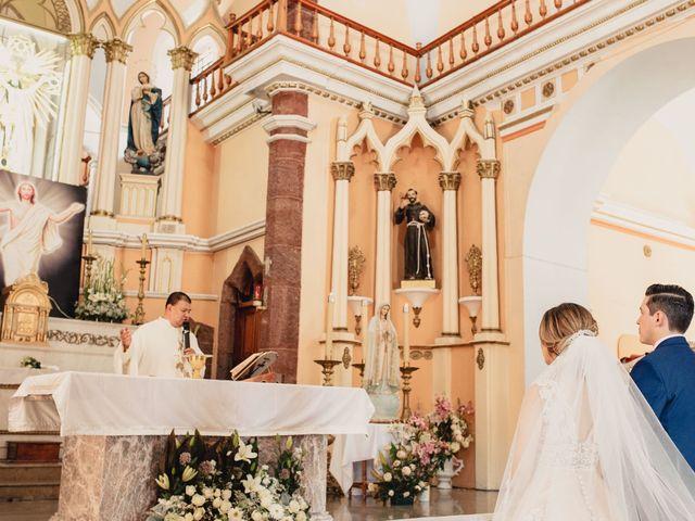 La boda de Pablo y Estefanía en Jocotepec, Jalisco 394