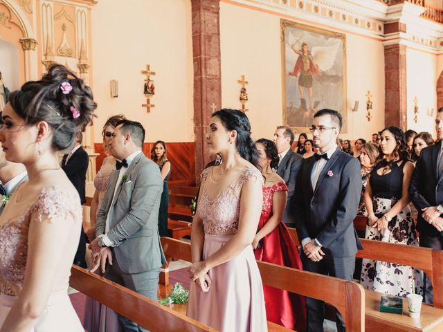 La boda de Pablo y Estefanía en Jocotepec, Jalisco 396