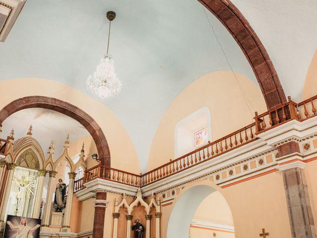 La boda de Pablo y Estefanía en Jocotepec, Jalisco 398