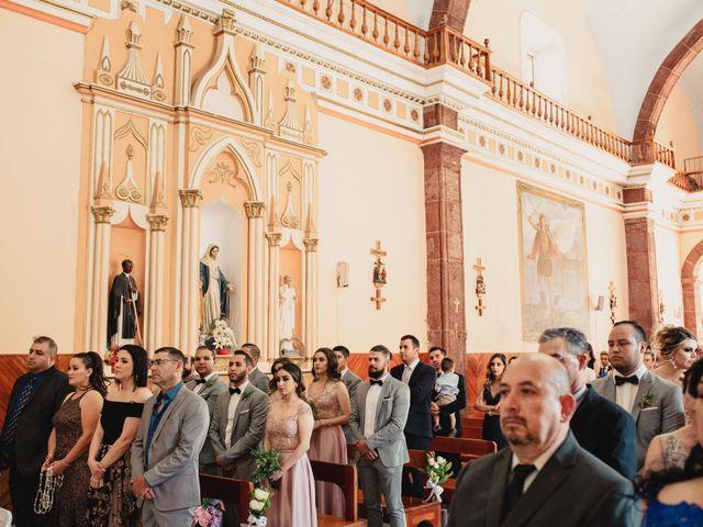 La boda de Pablo y Estefanía en Jocotepec, Jalisco 402