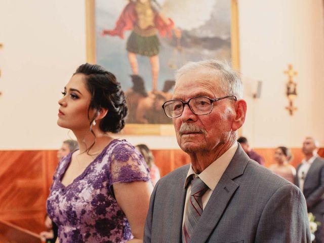 La boda de Pablo y Estefanía en Jocotepec, Jalisco 420