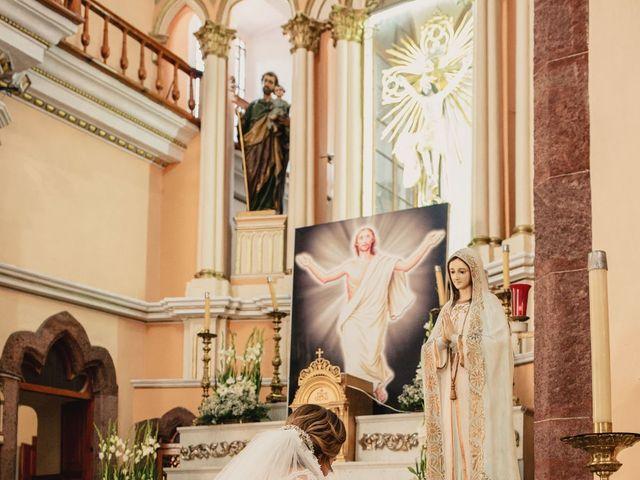 La boda de Pablo y Estefanía en Jocotepec, Jalisco 428
