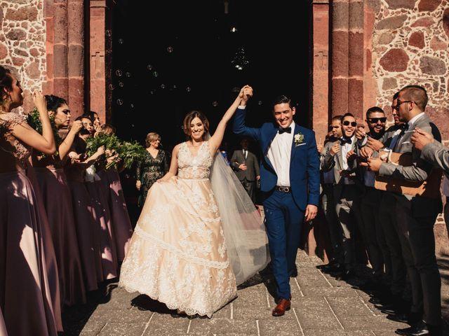 La boda de Pablo y Estefanía en Jocotepec, Jalisco 434