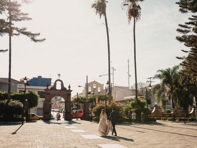La boda de Pablo y Estefanía en Jocotepec, Jalisco 460