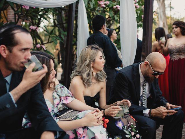 La boda de Pablo y Estefanía en Jocotepec, Jalisco 473