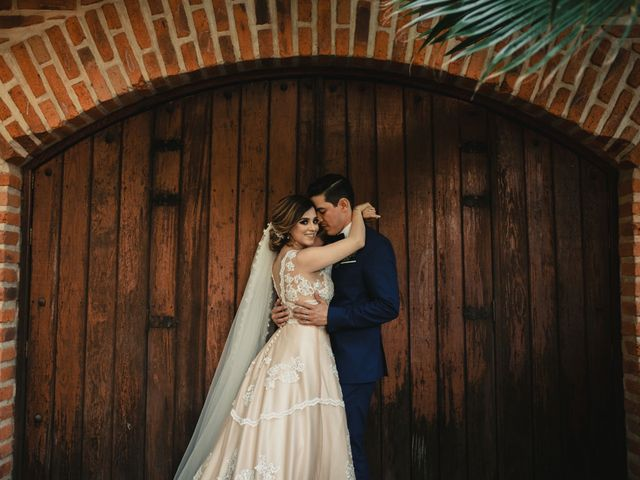 La boda de Estefanía y Pablo