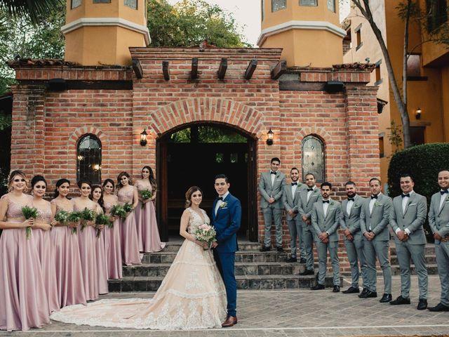 La boda de Pablo y Estefanía en Jocotepec, Jalisco 526