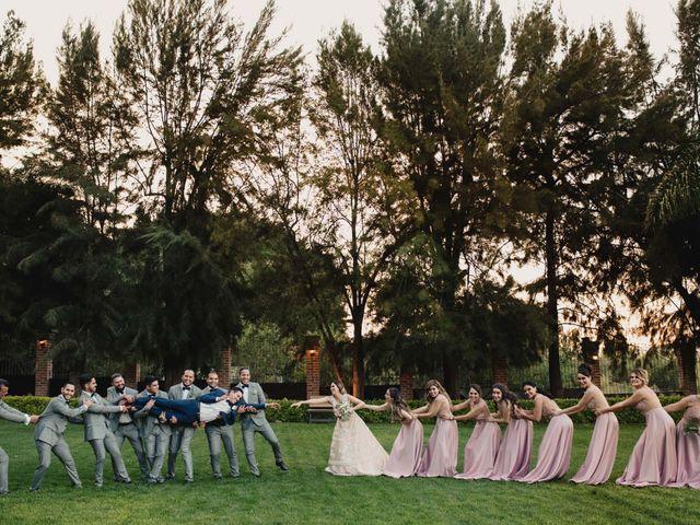 La boda de Pablo y Estefanía en Jocotepec, Jalisco 530