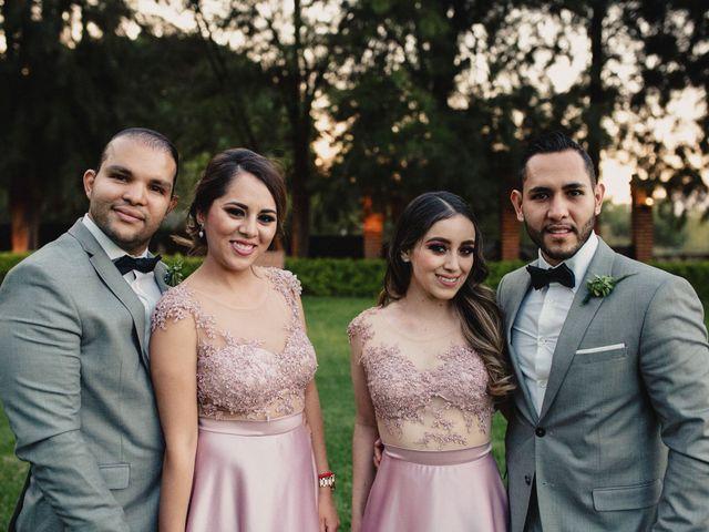 La boda de Pablo y Estefanía en Jocotepec, Jalisco 543