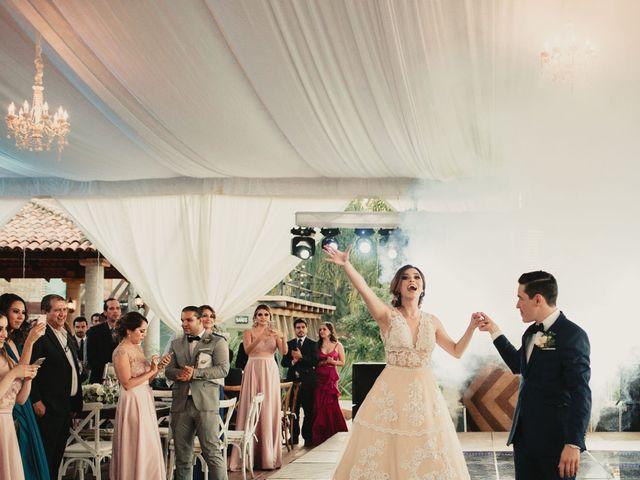La boda de Pablo y Estefanía en Jocotepec, Jalisco 553