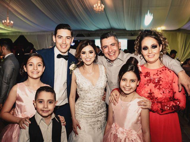 La boda de Pablo y Estefanía en Jocotepec, Jalisco 608