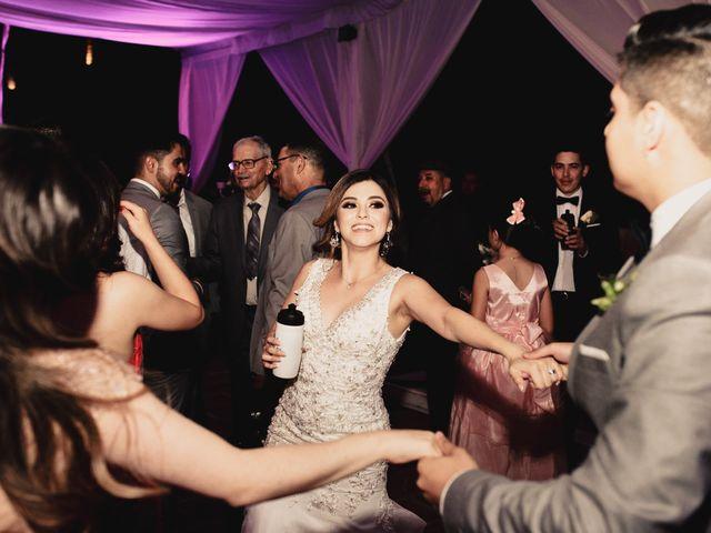 La boda de Pablo y Estefanía en Jocotepec, Jalisco 617