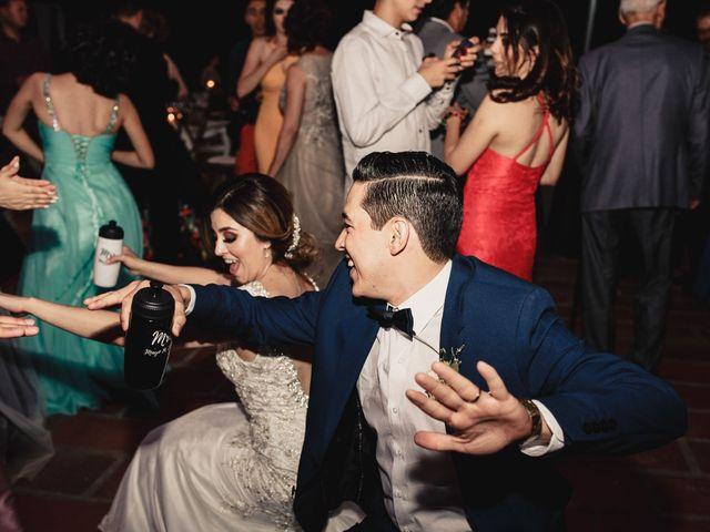 La boda de Pablo y Estefanía en Jocotepec, Jalisco 625