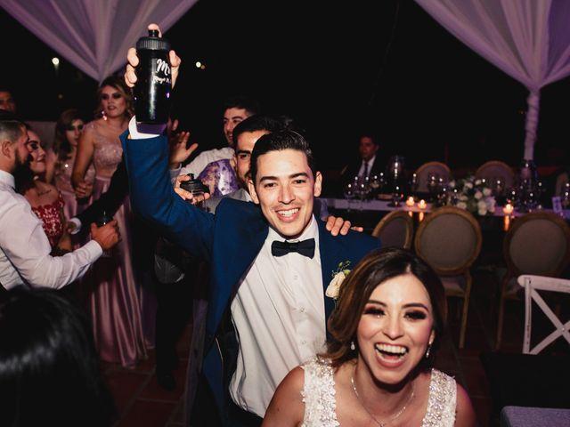 La boda de Pablo y Estefanía en Jocotepec, Jalisco 650