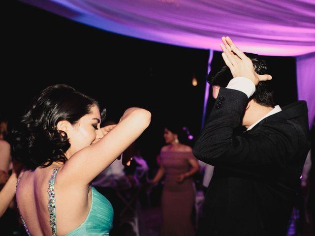 La boda de Pablo y Estefanía en Jocotepec, Jalisco 684