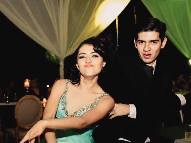 La boda de Pablo y Estefanía en Jocotepec, Jalisco 813