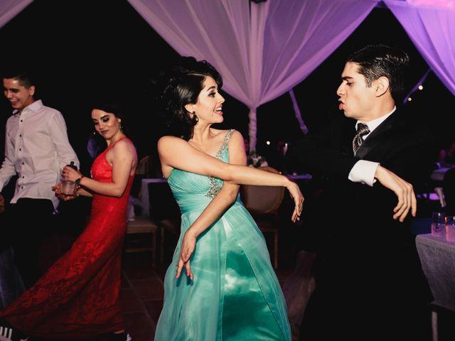 La boda de Pablo y Estefanía en Jocotepec, Jalisco 815