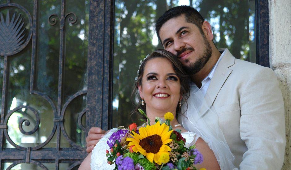 La boda de Ricardo y Lulú  en Guadalajara, Jalisco