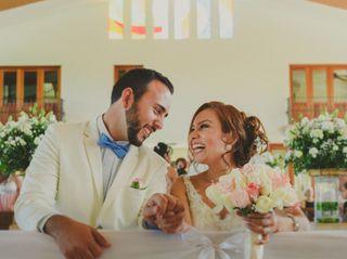 La boda de Nohemy y Martin