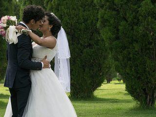 La boda de Dalia y Uriel 1