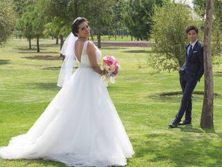 La boda de Dalia y Uriel