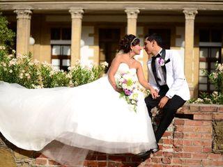 La boda de Sandra y Overlin 1