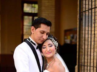 La boda de Sandra y Overlin 3