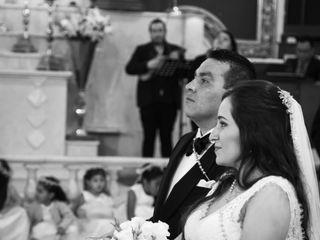 La boda de Mariel y Francisco