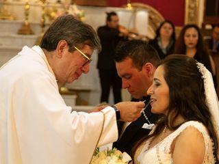 La boda de Mariel y Francisco 2