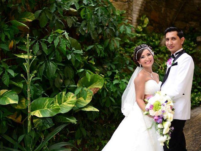 La boda de Sandra y Overlin
