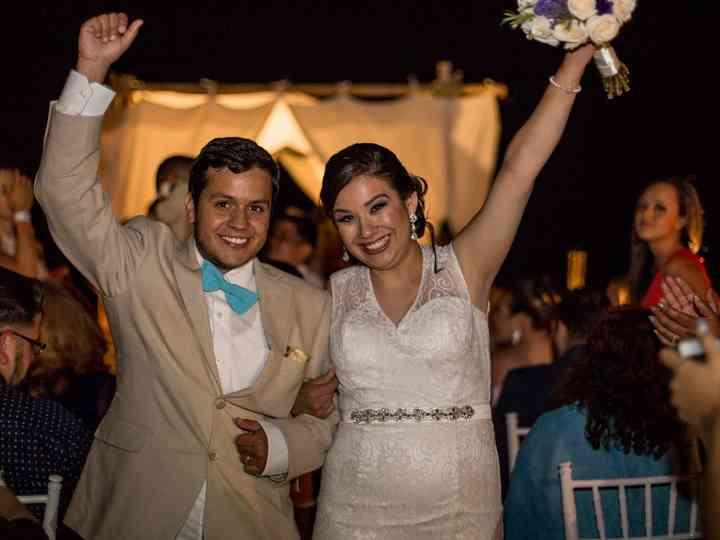 La boda de Nancy y Iván