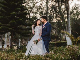 La boda de Eymi Esmeralda  y Geovanny