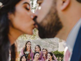 La boda de Eymi Esmeralda  y Geovanny  2