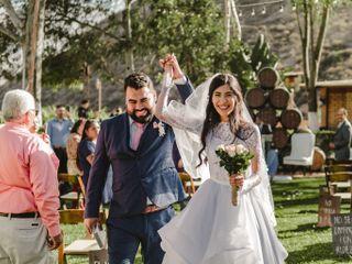 La boda de Eymi Esmeralda  y Geovanny  3