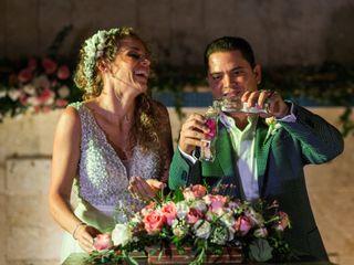 La boda de Silvana y Juan Carlos