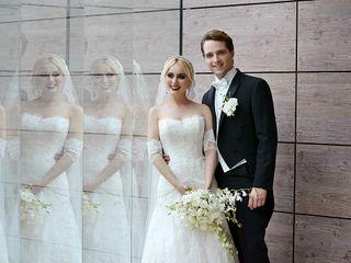 La boda de Jacky y Carlos