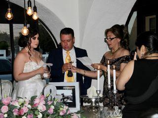 La boda de Gisseh y Manuel