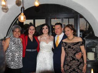 La boda de Gisseh y Manuel 3