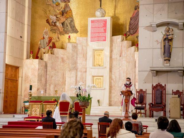 La boda de David y Leticia en Gustavo A. Madero, Ciudad de México 1