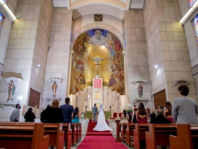 La boda de David y Leticia en Gustavo A. Madero, Ciudad de México 2