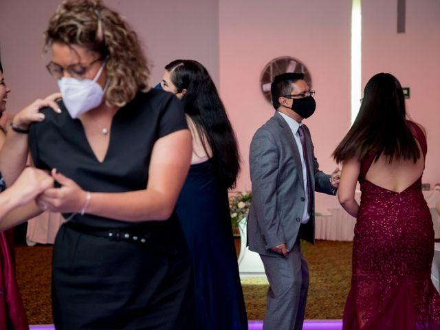 La boda de David y Leticia en Gustavo A. Madero, Ciudad de México 4