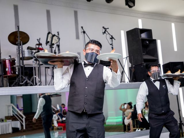 La boda de David y Leticia en Gustavo A. Madero, Ciudad de México 5