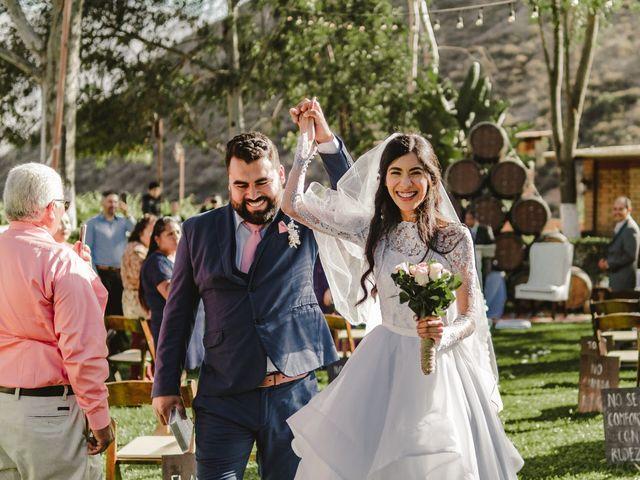 La boda de Geovanny  y Eymi Esmeralda  en Ensenada, Baja California 1